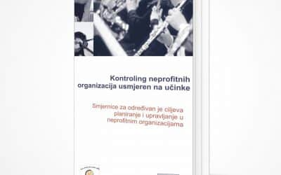 Kontroling neprofitnih organizacija usmjeren na učinke